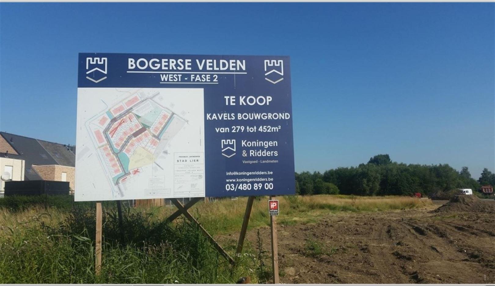 Bouwgrond te 2500 LIER (België) - Prijs € 99.500