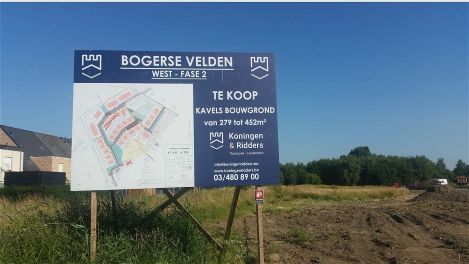 Bouwgrond te 2500 LIER (België) - Prijs € 199.000