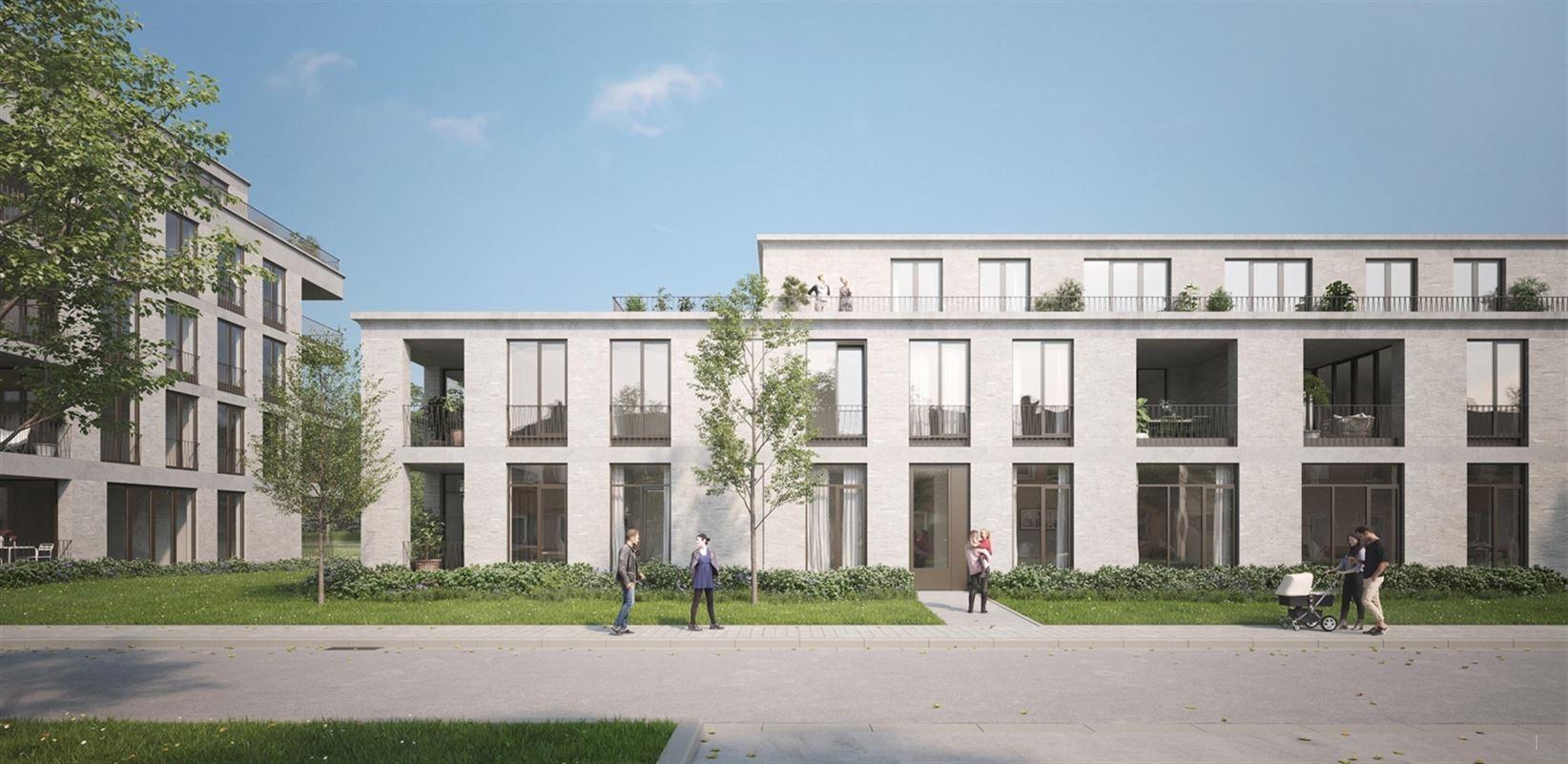 Foto 3 : Penthouse te 2500 LIER (België) - Prijs € 342.500