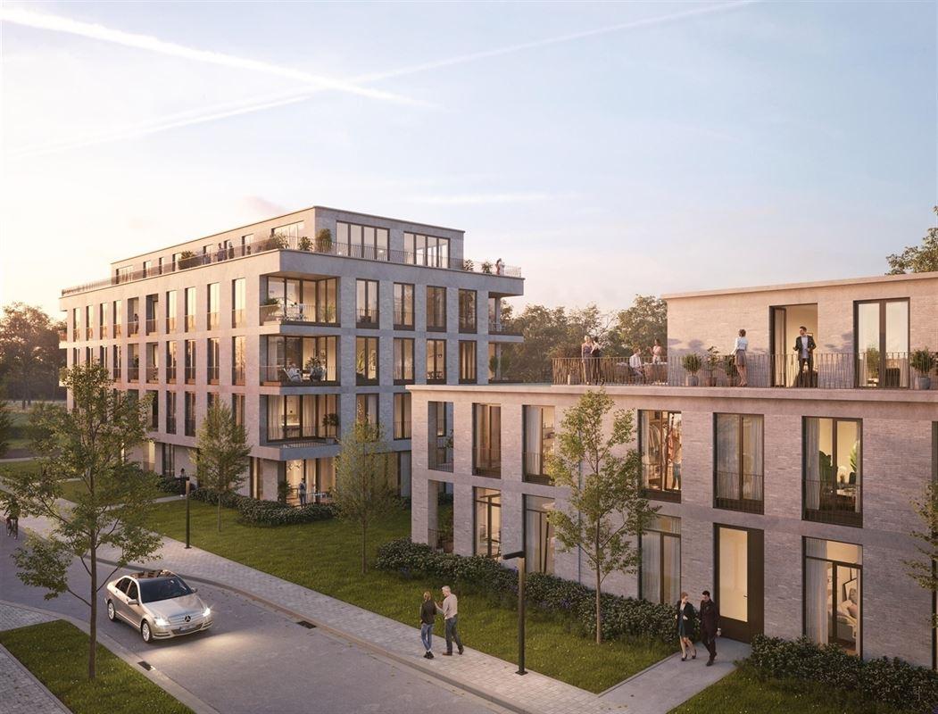 Foto 4 : Penthouse te 2500 LIER (België) - Prijs € 342.500
