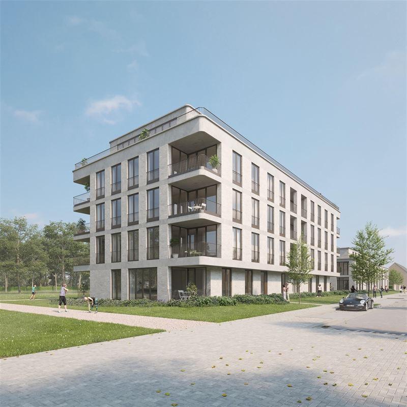 Foto 3 : Penthouse te 2500 LIER (België) - Prijs € 457.000