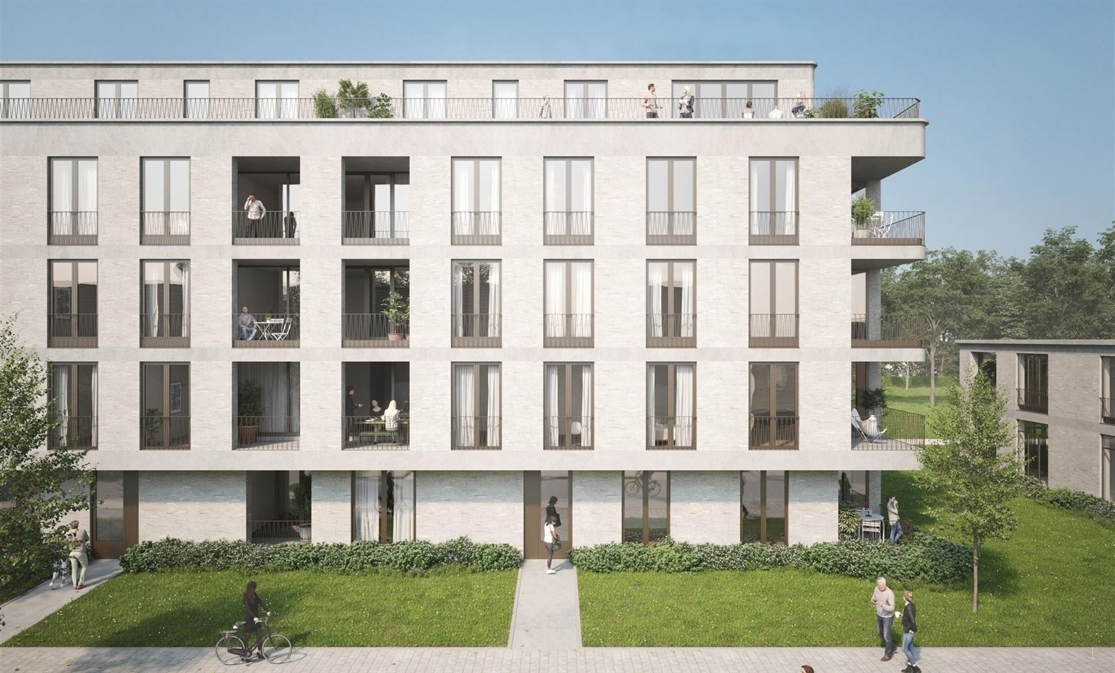 Penthouse te 2500 LIER (België) - Prijs € 457.000