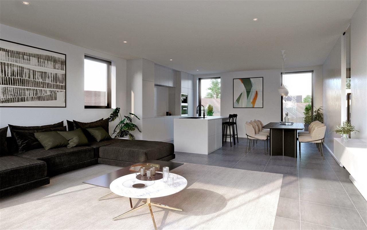 Foto 7 : Penthouse te 2235 HULSHOUT (België) - Prijs € 303.880