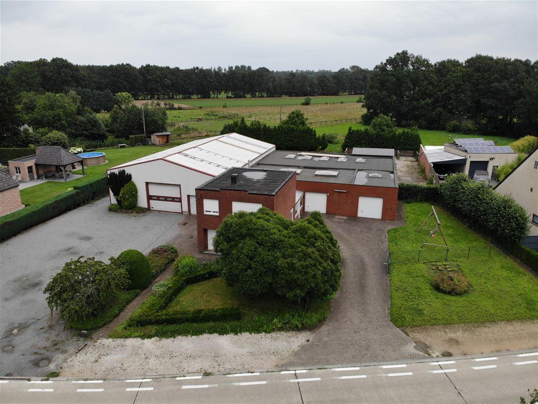 Foto 14 : Magazijn met woonst te 2222 ITEGEM (België) - Prijs € 760.000