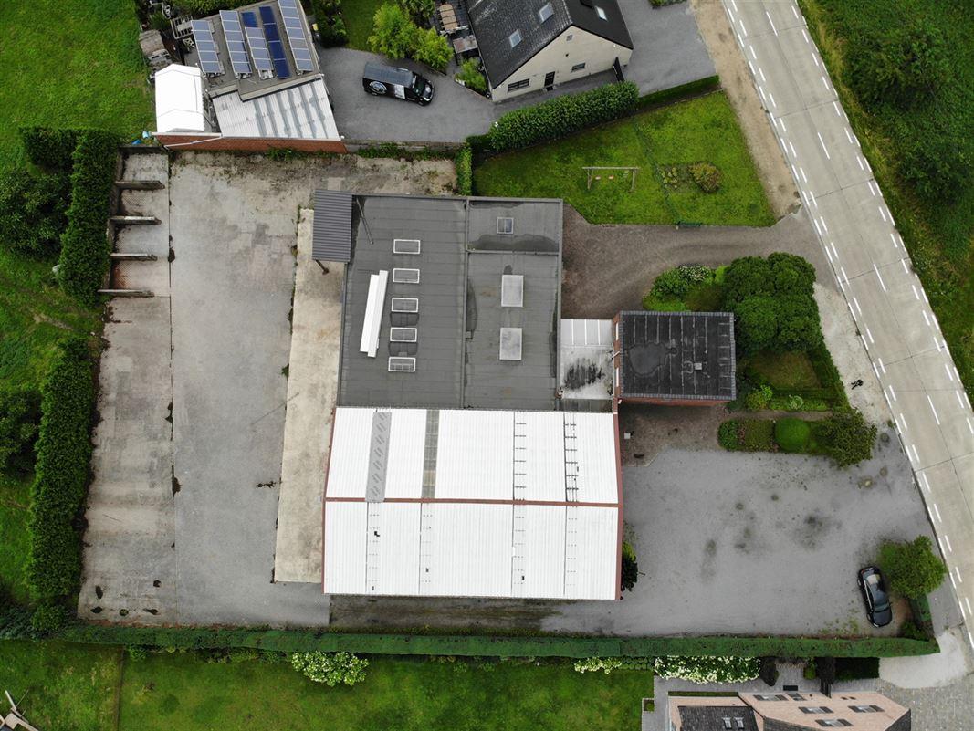 Foto 15 : Magazijn met woonst te 2222 ITEGEM (België) - Prijs € 760.000