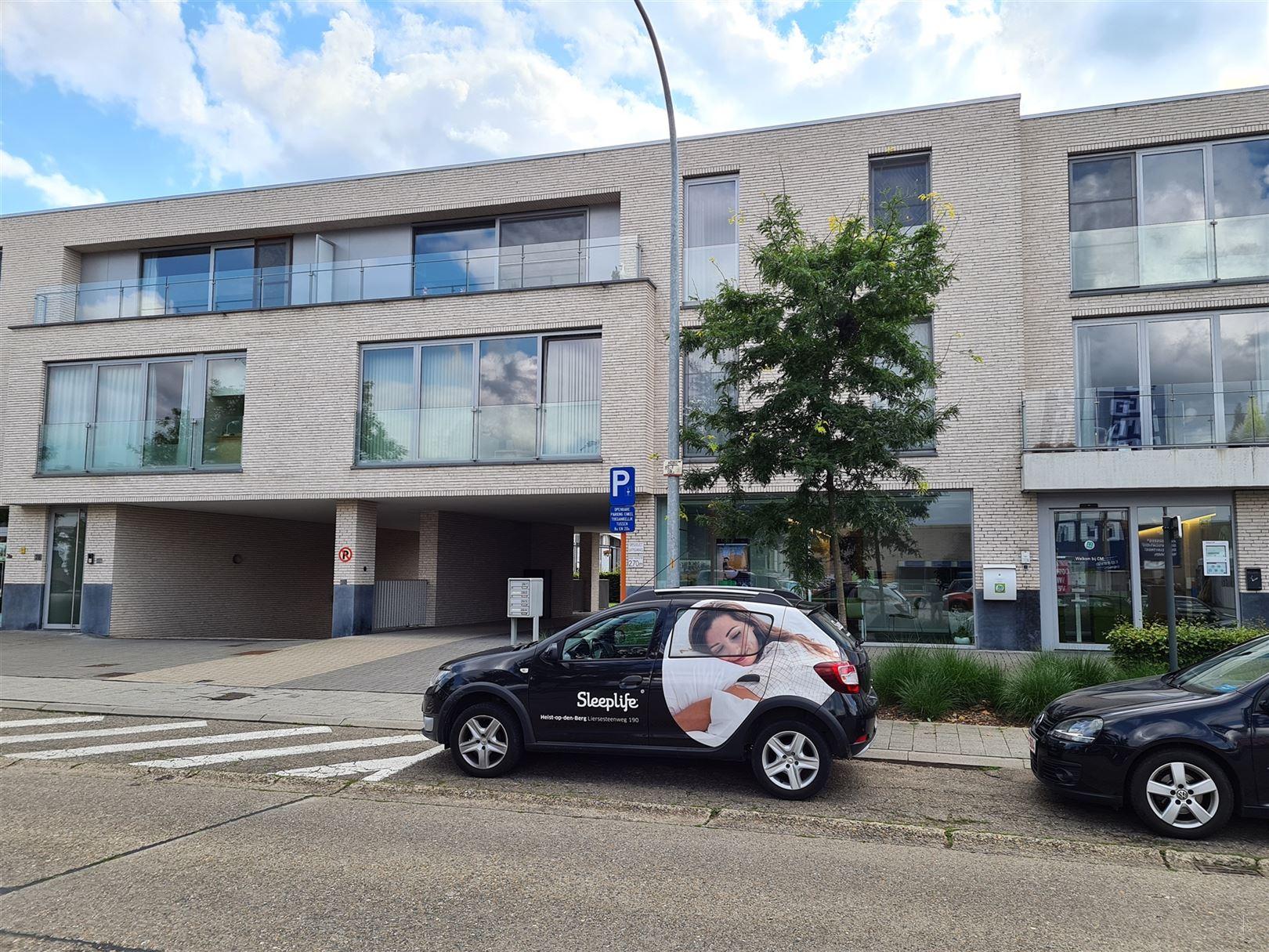 Appartement te 2220 HEIST-OP-DEN-BERG (België) - Prijs € 800