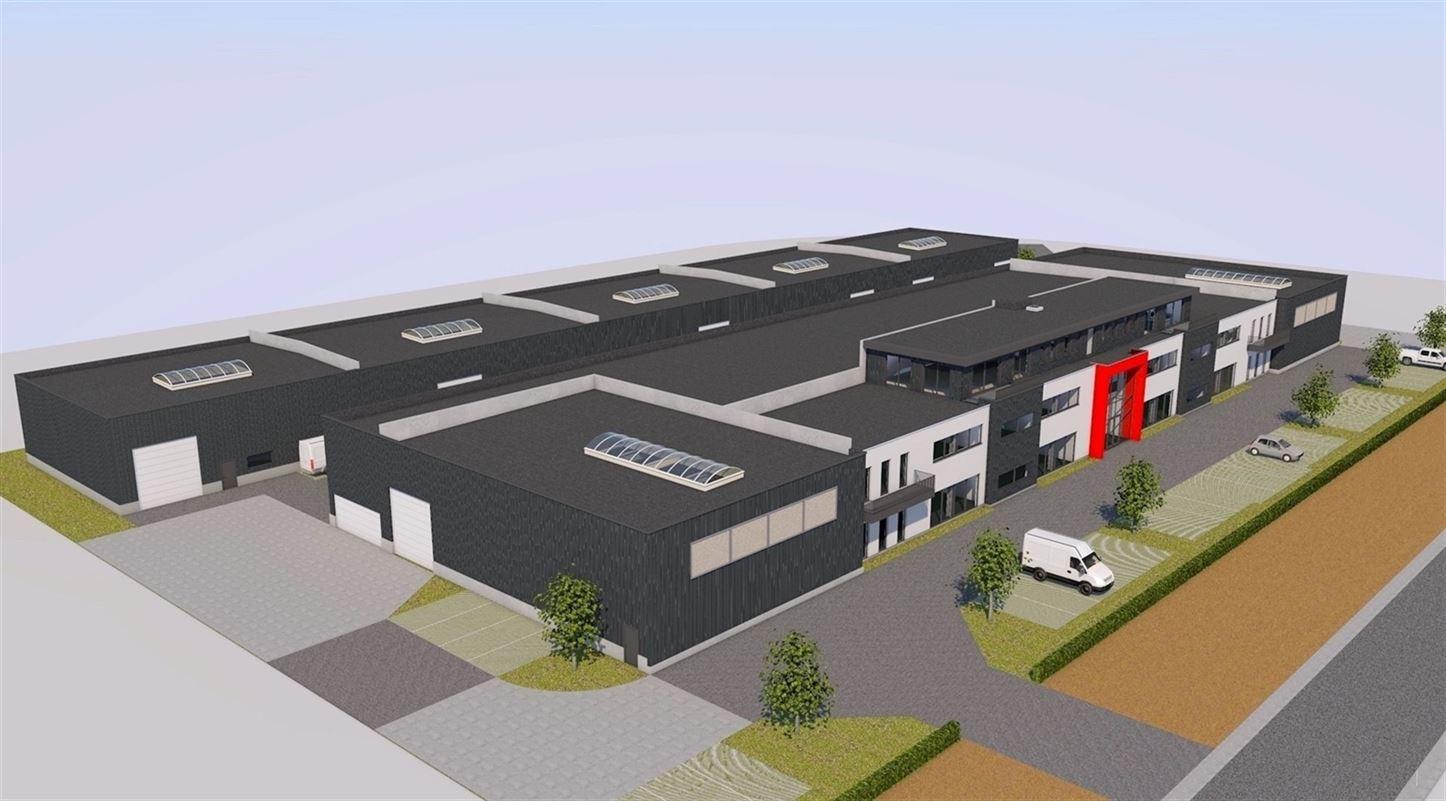 Nieuwbouw : Bedrijvencenter STHENO te HEIST-OP-DEN-BERG (2220) - Prijs € 550.000