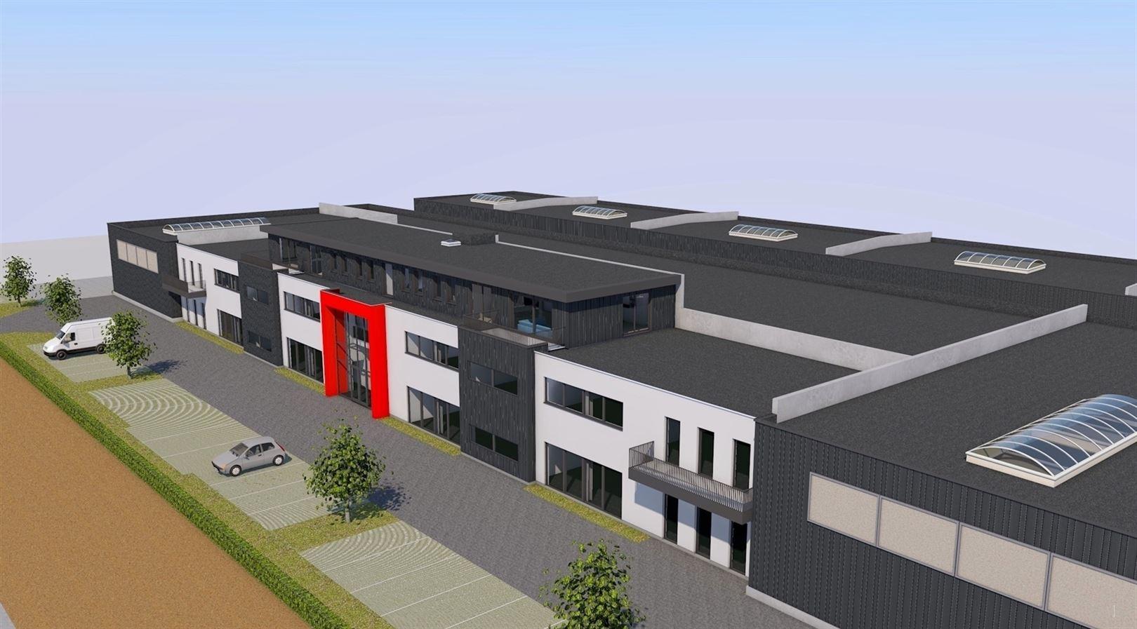 Bedrijfsvastgoed te 2220 HEIST-OP-DEN-BERG (België) - Prijs € 550.000