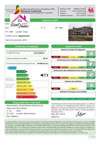 Image 14 : Appartement à 5300 SCLAYN (Belgique) - Prix 825 €