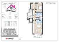 Image 21 : Appartement à 1200 WOLUWÉ-SAINT-LAMBERT (Belgique) - Prix 1.040 €