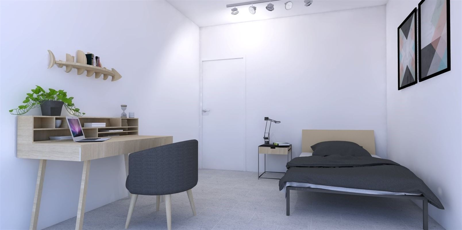 Foto 8 : Appartement te 3960 BREE (België) - Prijs € 226.800