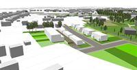 Foto 3 : Projectgrond te 3930 Hamont (België) - Prijs € 480.000