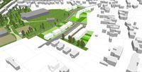 Foto 2 : Projectgrond te 3930 Hamont (België) - Prijs € 480.000