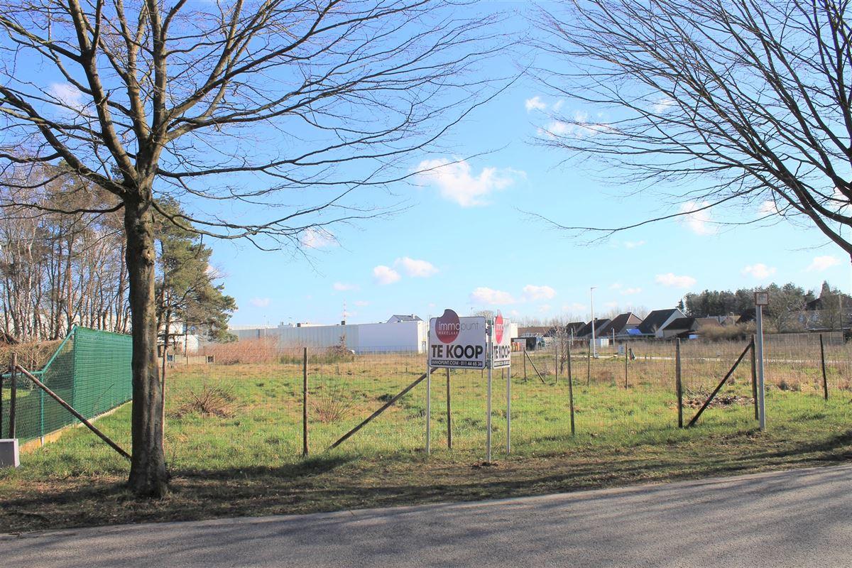 Foto 1 : Bouwgrond te 3900 OVERPELT (België) - Prijs € 119.500