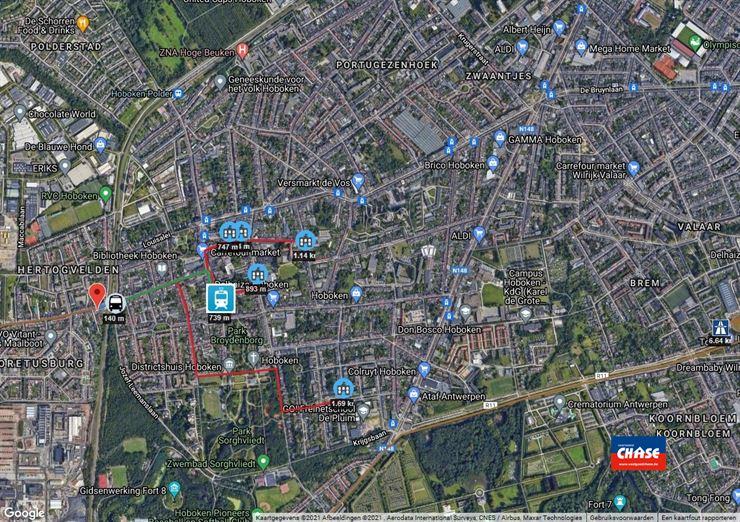 Foto 13 : Huis te 2660 HOBOKEN (België) - Prijs € 239.500