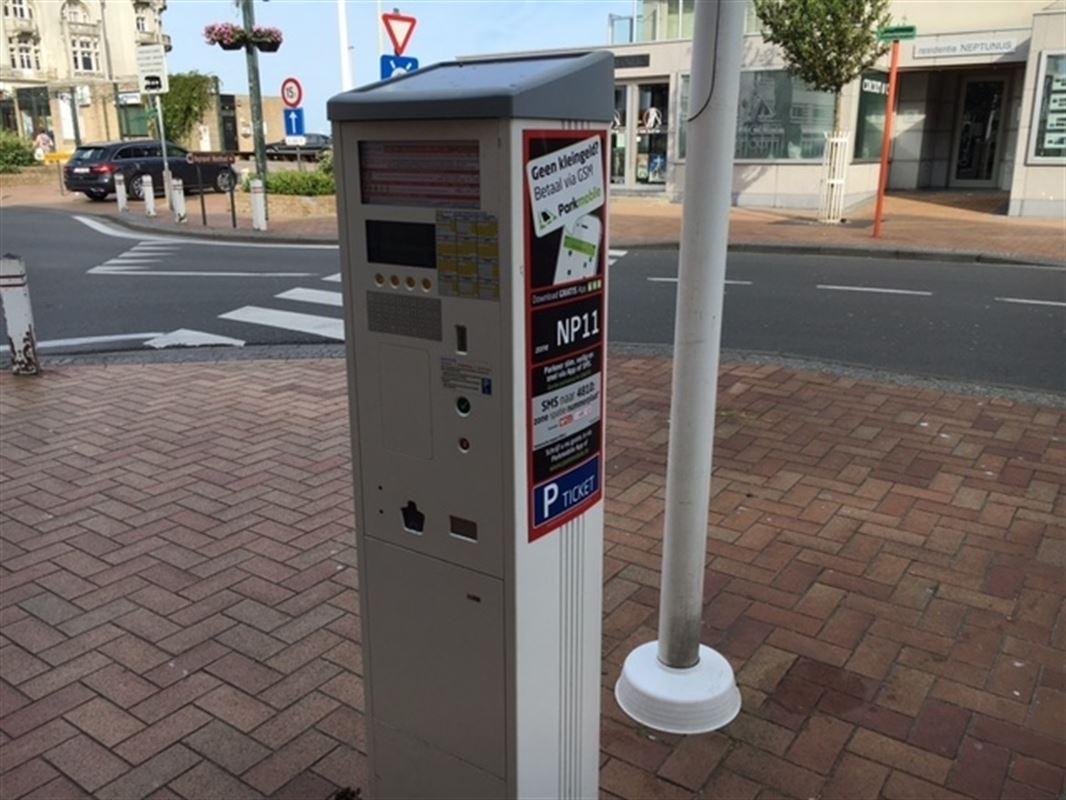 Foto 3 : Parking/Garagebox te 8620 NIEUWPOORT (België) - Prijs € 59.000