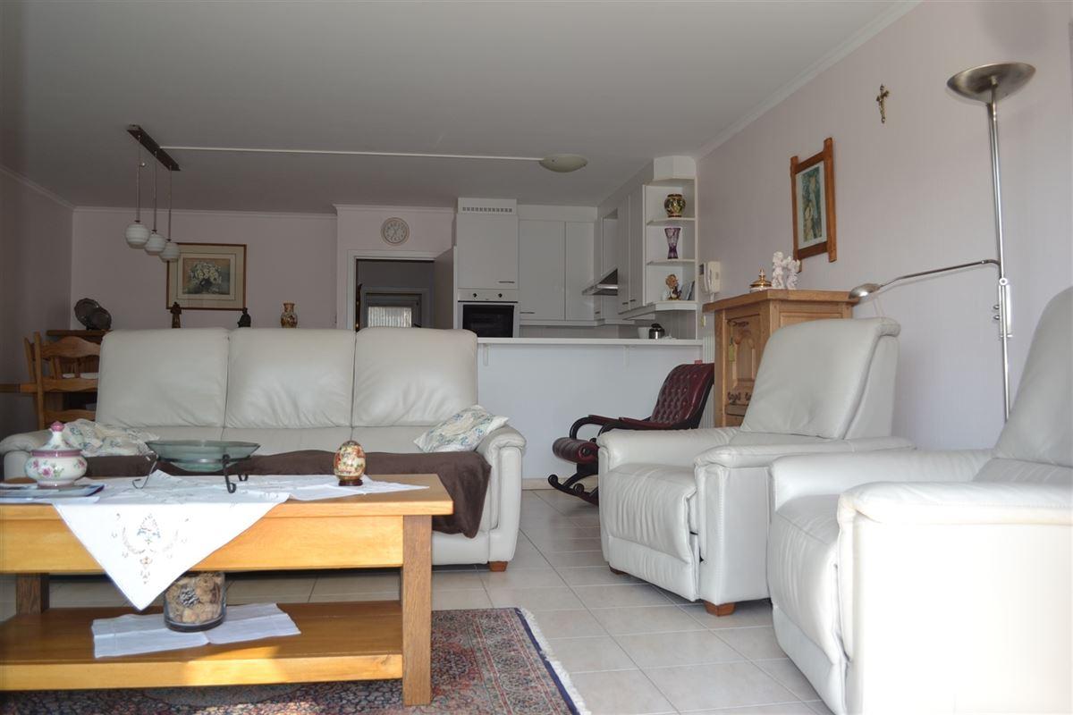 Foto 2 : Gemeubeld appartement te 8620 NIEUWPOORT (België) - Prijs Prijs op aanvraag