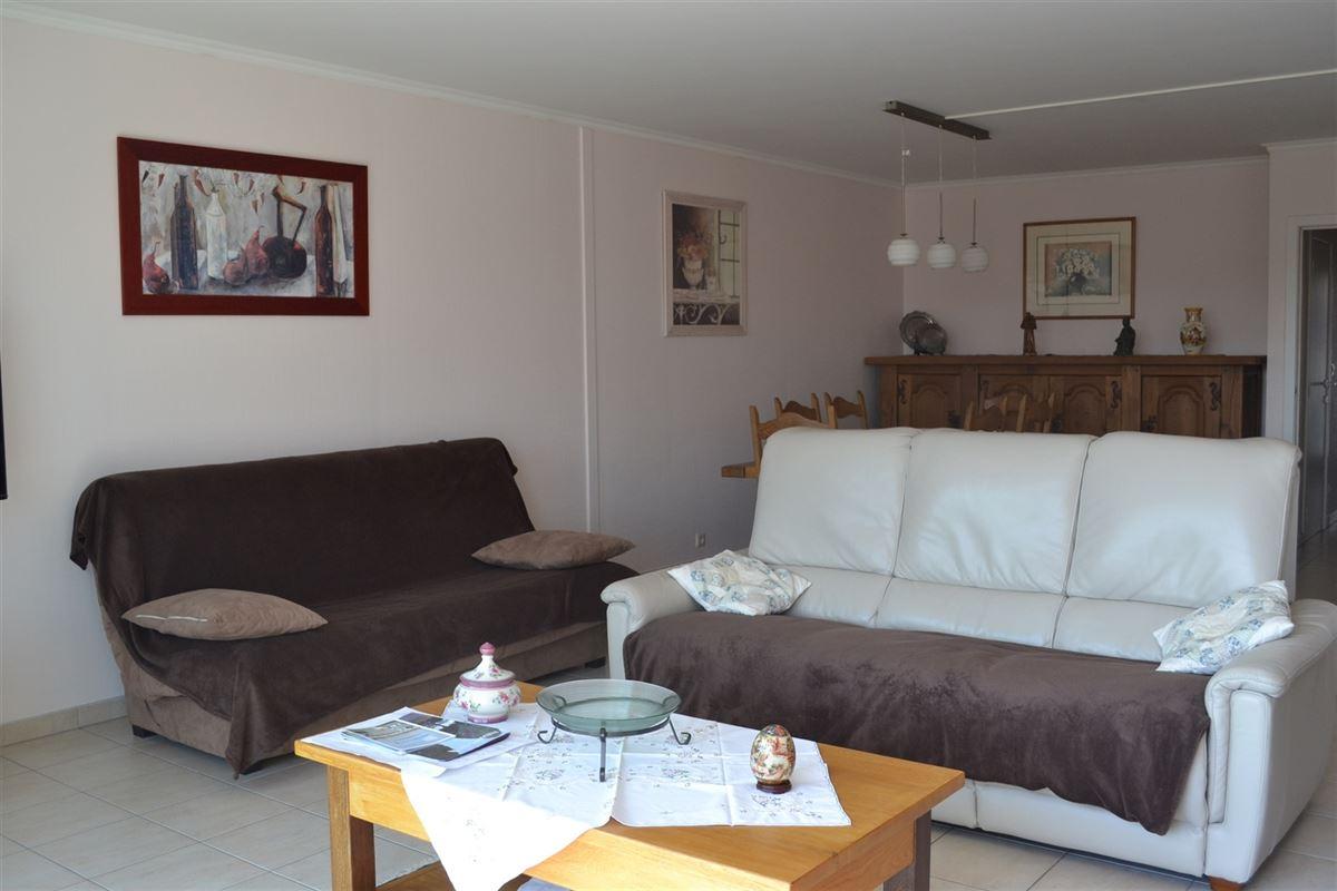 Foto 4 : Gemeubeld appartement te 8620 NIEUWPOORT (België) - Prijs Prijs op aanvraag