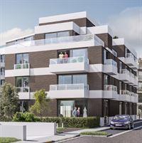 Foto 1 : Nieuwbouw Residentie Paddock I te DE PANNE (8660) - Prijs Van € 215.000 tot € 335.000