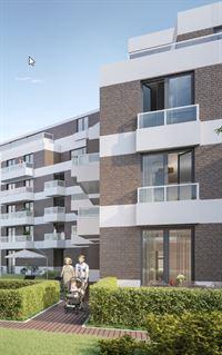 Foto 3 : Nieuwbouw Residentie Paddock I te DE PANNE (8660) - Prijs Van € 215.000 tot € 335.000