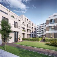 Foto 6 : Nieuwbouw Residentie Paddock I te DE PANNE (8660) - Prijs Van € 235.000 tot € 265.000