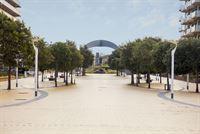 Foto 8 : Nieuwbouw Residentie Paddock I te DE PANNE (8660) - Prijs Van € 215.000 tot € 335.000