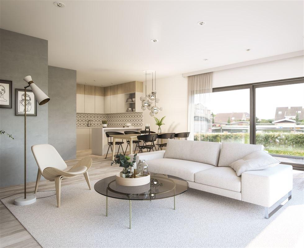 Foto 9 : Appartement te 8660 DE PANNE (België) - Prijs € 235.000