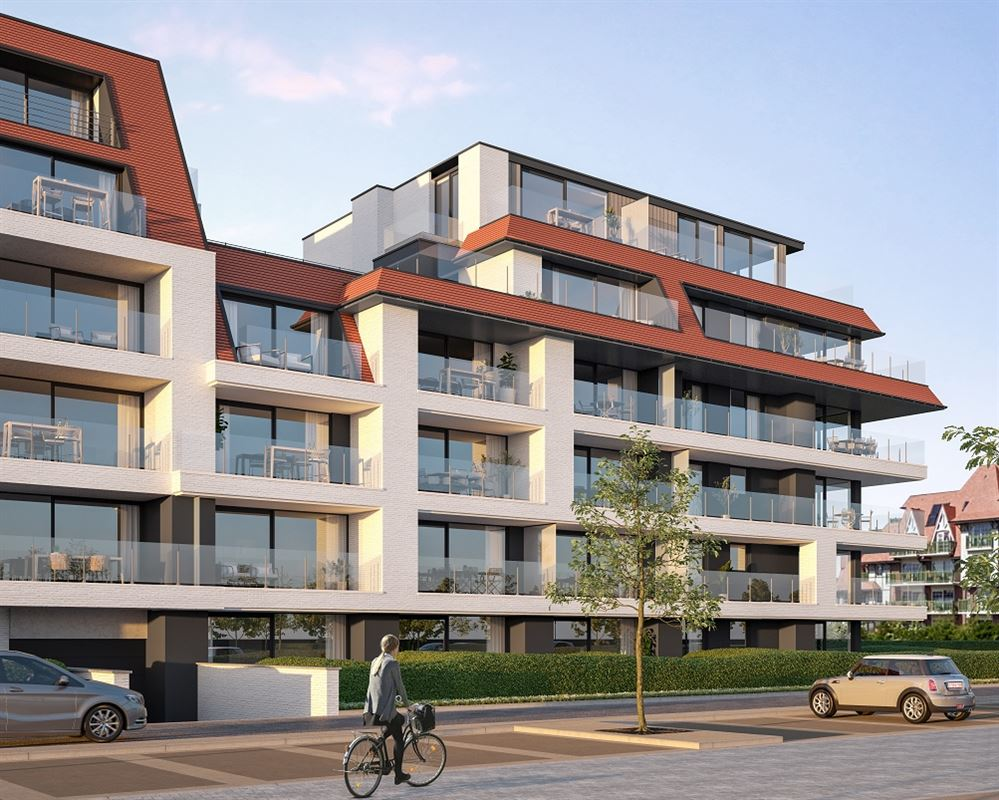 Foto 6 : Appartement te 8620 NIEUWPOORT (België) - Prijs € 425.000