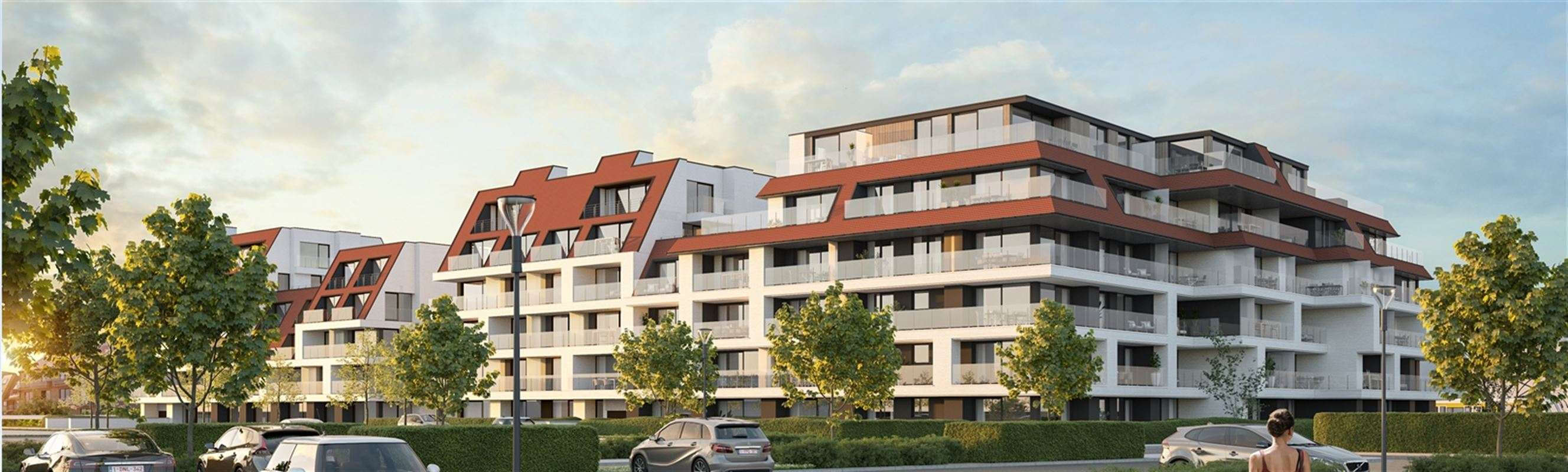 Foto 5 : Appartement te 8620 NIEUWPOORT (België) - Prijs € 425.000
