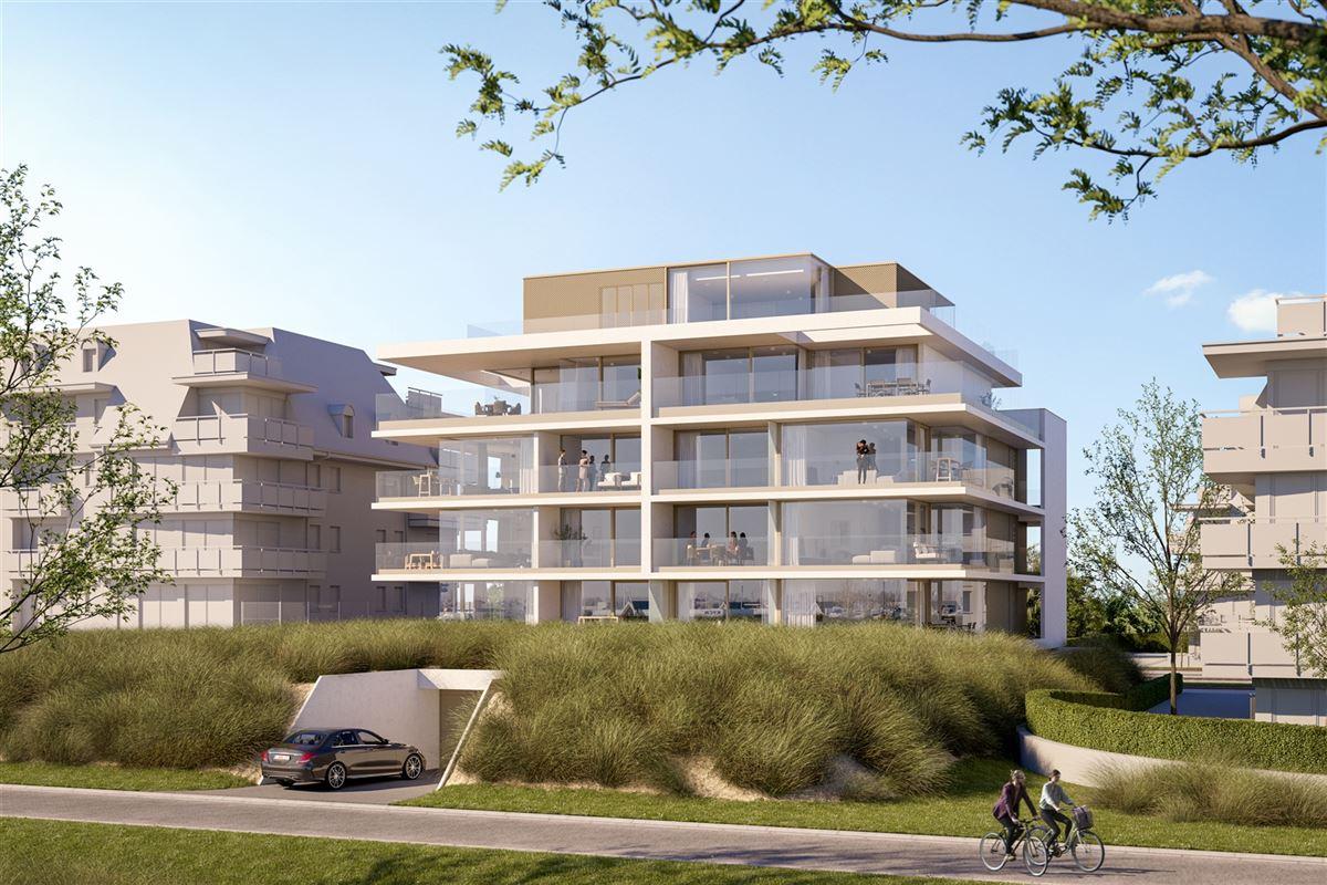 Foto 8 : Penthouse te 8620 NIEUWPOORT (België) - Prijs Prijs op aanvraag