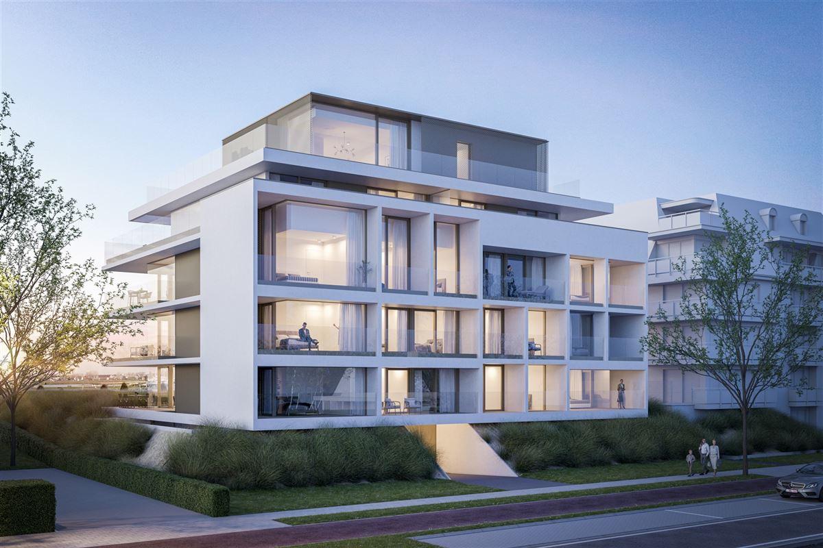 Foto 7 : Penthouse te 8620 NIEUWPOORT (België) - Prijs Prijs op aanvraag