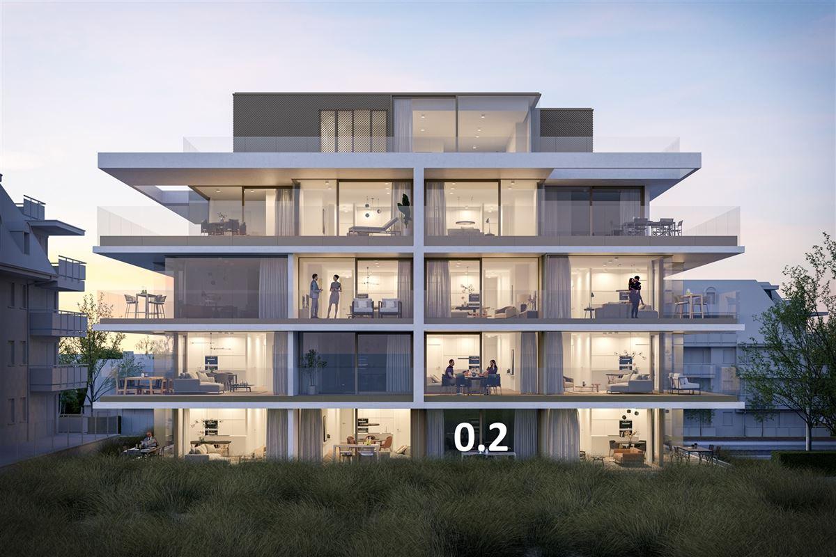 Foto 1 : Appartement te 8620 NIEUWPOORT (België) - Prijs € 595.000
