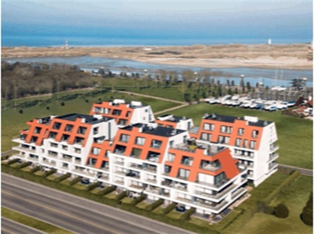 Foto 10 : Appartement te 8620 NIEUWPOORT (België) - Prijs € 340.000