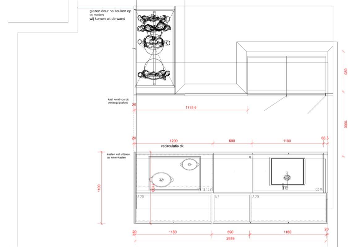Foto 8 : Appartement te 8620 NIEUWPOORT (België) - Prijs € 340.000