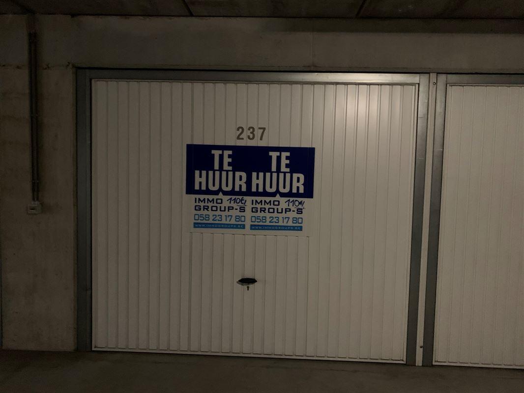 Foto 1 : Parking/Garagebox te 8620 NIEUWPOORT-BAD (België) - Prijs € 110