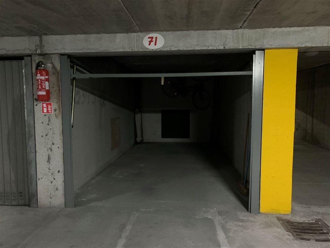 Foto 2 : Parking/Garagebox te 8620 NIEUWPOORT-BAD (België) - Prijs € 105