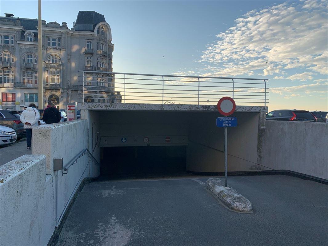 Foto 3 : Parking/Garagebox te 8620 NIEUWPOORT-BAD (België) - Prijs € 105