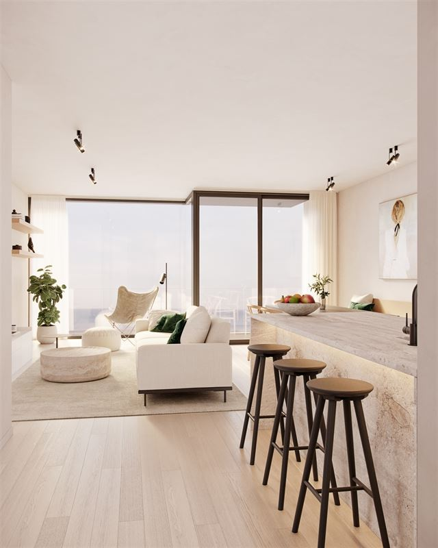 Foto 6 : Appartement te 8670 OOSTDUINKERKE (België) - Prijs € 825.000