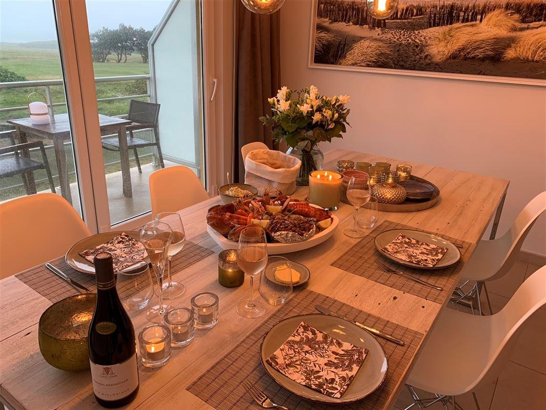 Foto 2 : Appartement te 8620 WIMEREUX (Frankrijk) - Prijs € 950