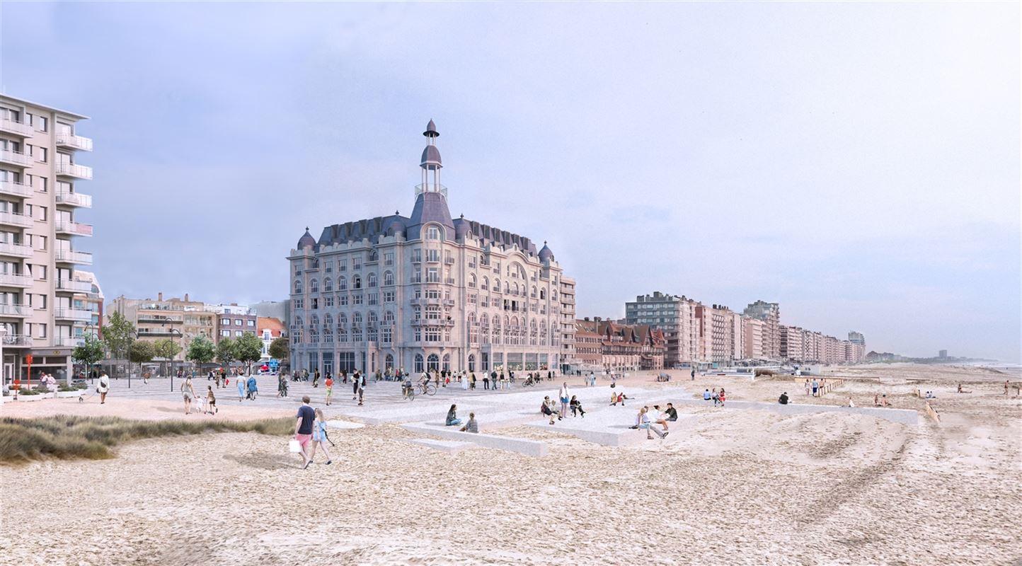 Foto 3 : Appartement te 8620 NIEUWPOORT (België) - Prijs € 485.000