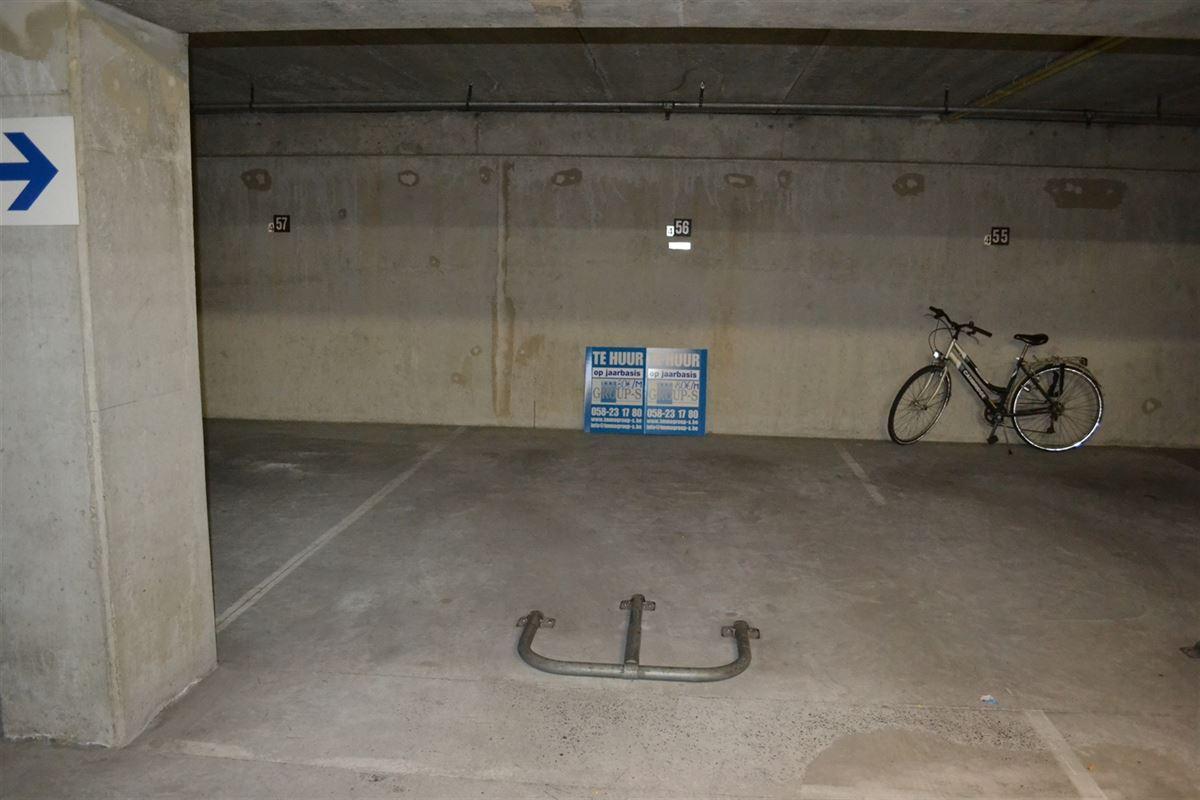Foto 1 : Parking/Garagebox te 8620 NIEUWPOORT (België) - Prijs € 80