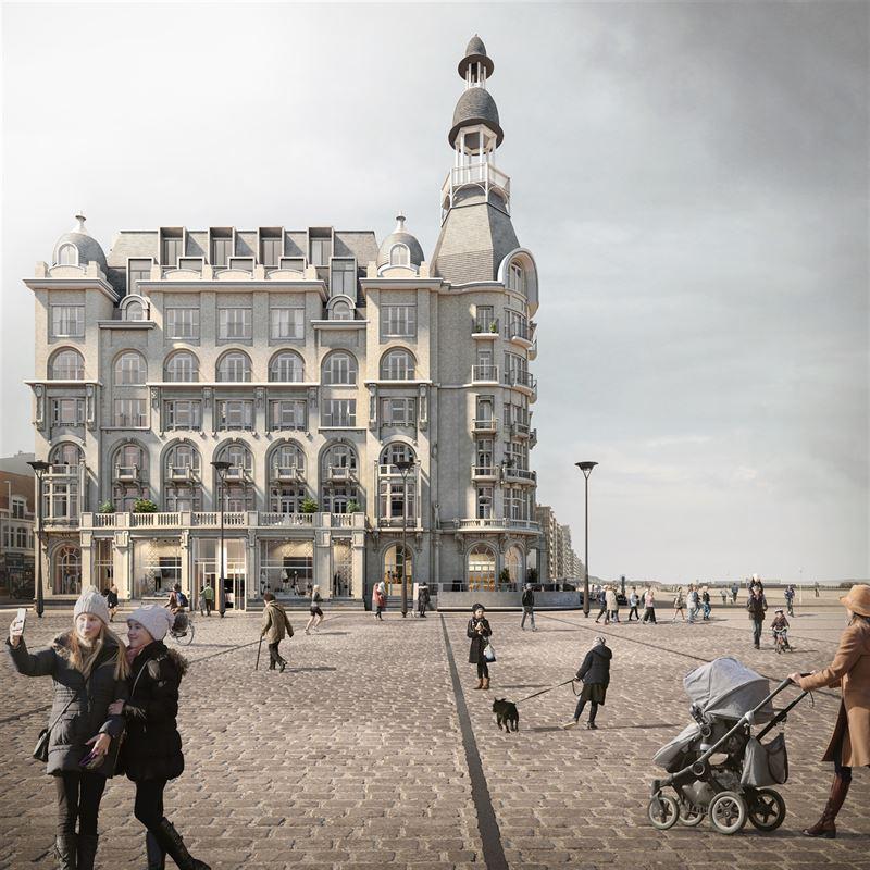 Foto 7 : Appartement te 8620 NIEUWPOORT (België) - Prijs € 485.000