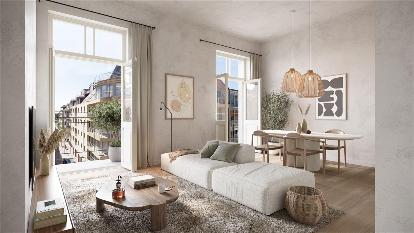 Foto 2 : Appartement te 8620 NIEUWPOORT (België) - Prijs € 485.000