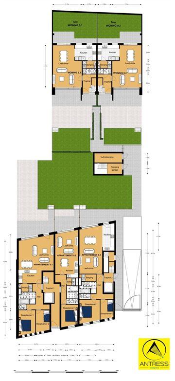 Foto 4 : Appartement te 2600 Berchem (België) - Prijs € 277.500