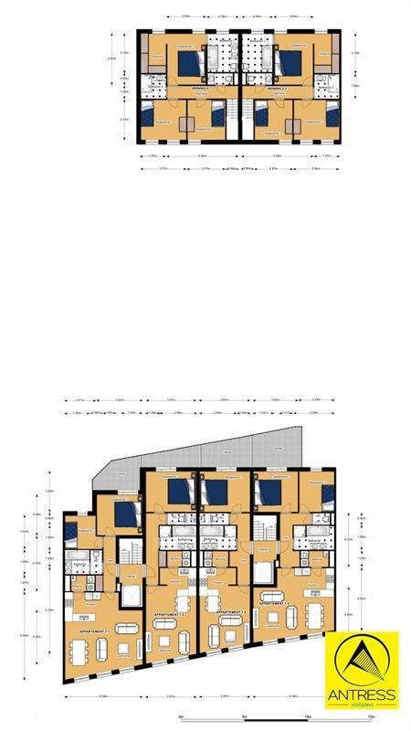 Foto 8 : Appartement te 2600 Berchem (België) - Prijs € 277.500