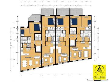Foto 10 : Appartement te 2600 Berchem (België) - Prijs € 277.500