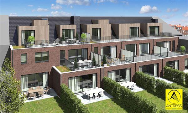 Project te 2940 Hoevenen (België) - Prijs € 193.000