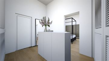 Foto 17 : Gelijkvloers te 2000 ANTWERPEN (België) - Prijs € 265.000