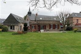 Fermette à 80230 VAUDRICOURT (France) - Prix