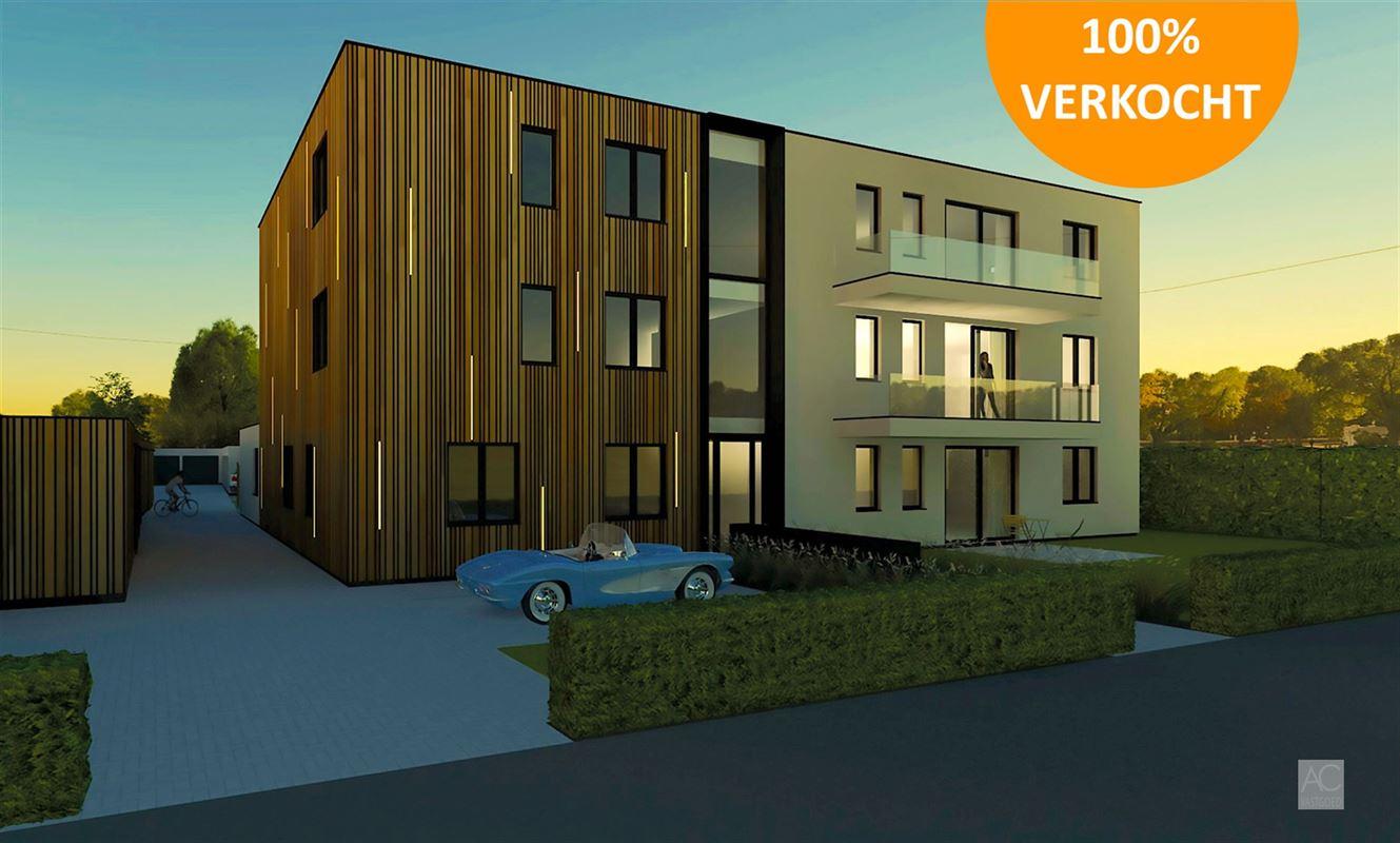 Nieuwbouw : Parkresidentie Hertog te SINT-NIKLAAS (9100) - Prijs